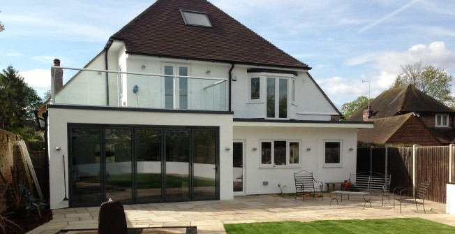 Home Extension Cost in Caerphilly