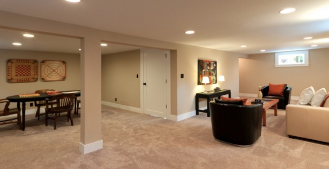 Basement Conversion in Achmore
