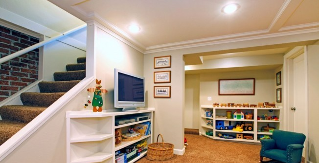 Basement Ideas in Almagill