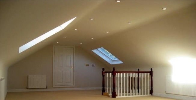 Attic Conversions in Abbeyhill